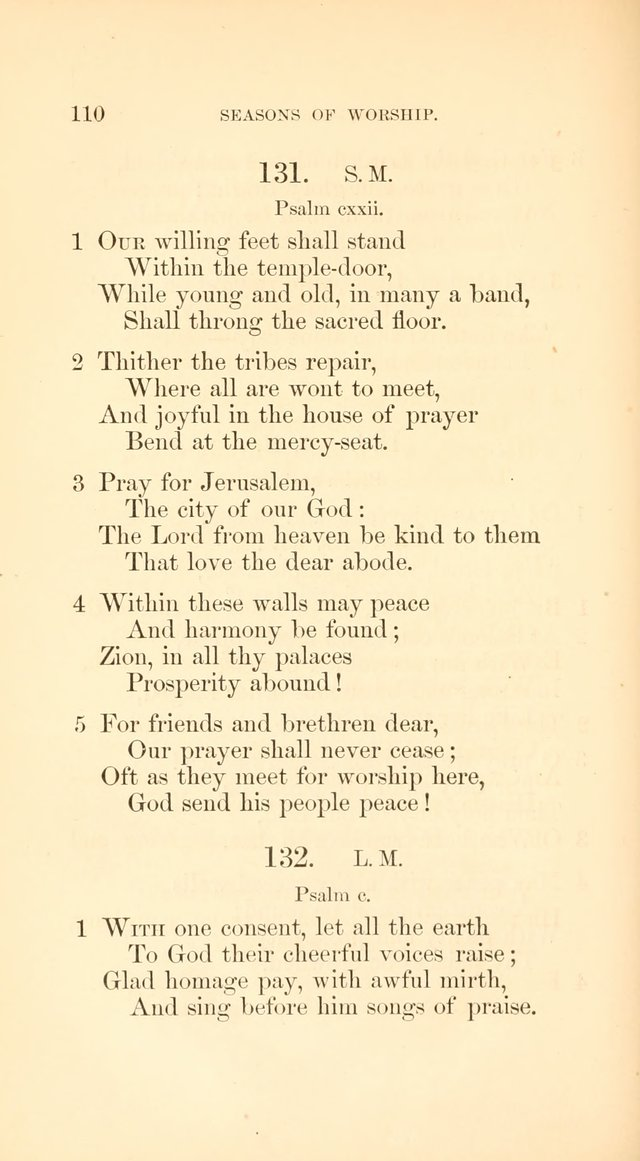 A Collection of Hymns: Supplementary to the Psalms and Hymns of Dr. Watts page 117