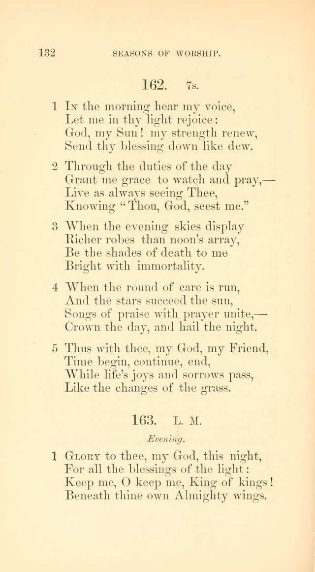 A Collection of Hymns: Supplementary to the Psalms and Hymns of Dr. Watts page 139
