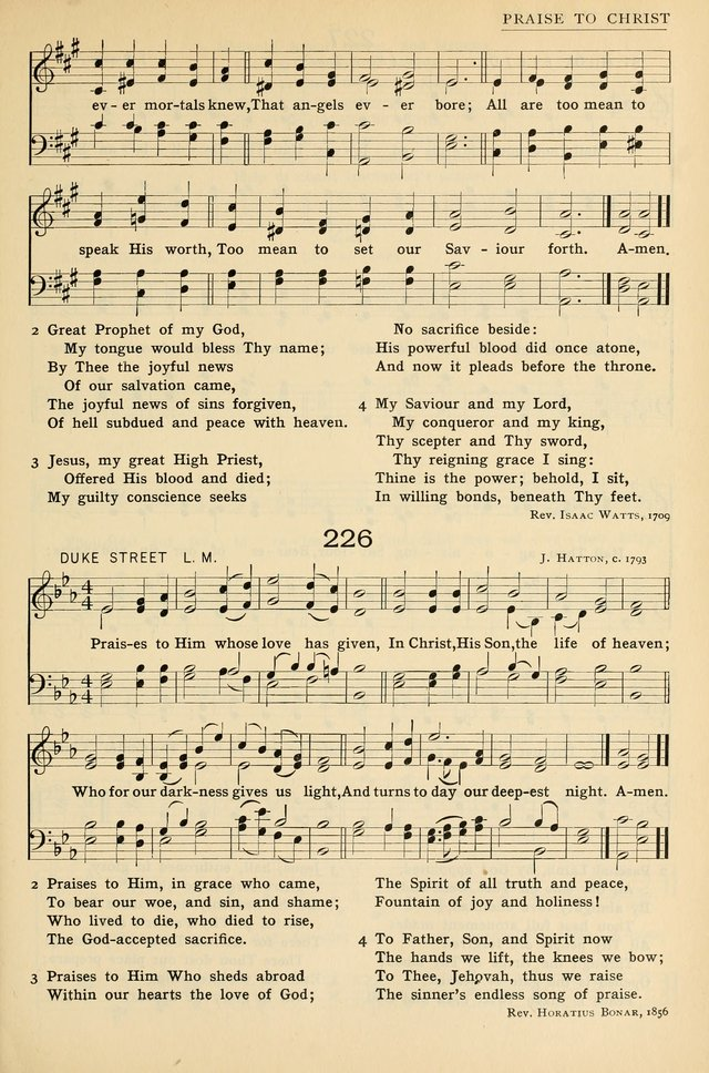 Church Hymns and Tunes page 195