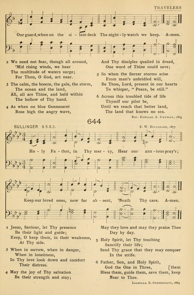 Church Hymns and Tunes page 541