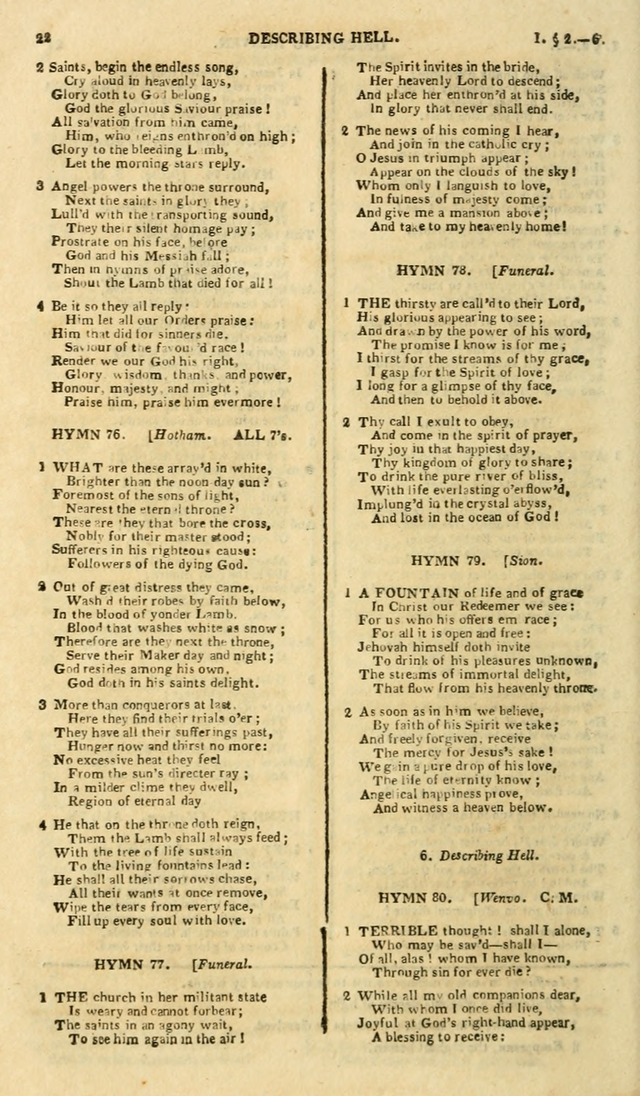 A Collection of Hymns: for the use of the people called Methodists; in miniature page 26