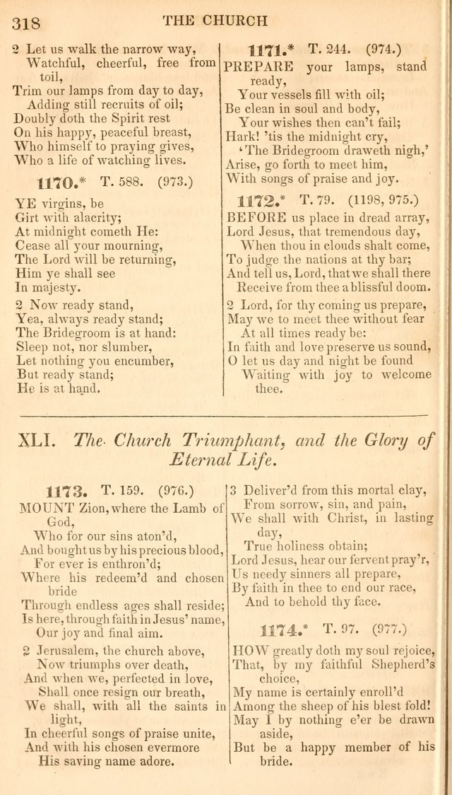 A Collection of Hymns, for the Use of the Protestant Church of the United Brethren. New and  Revised ed. page 359