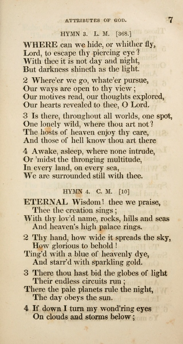 A Collection of Hymns, for the use of the Wesleyan Methodist Connection of America. page 10