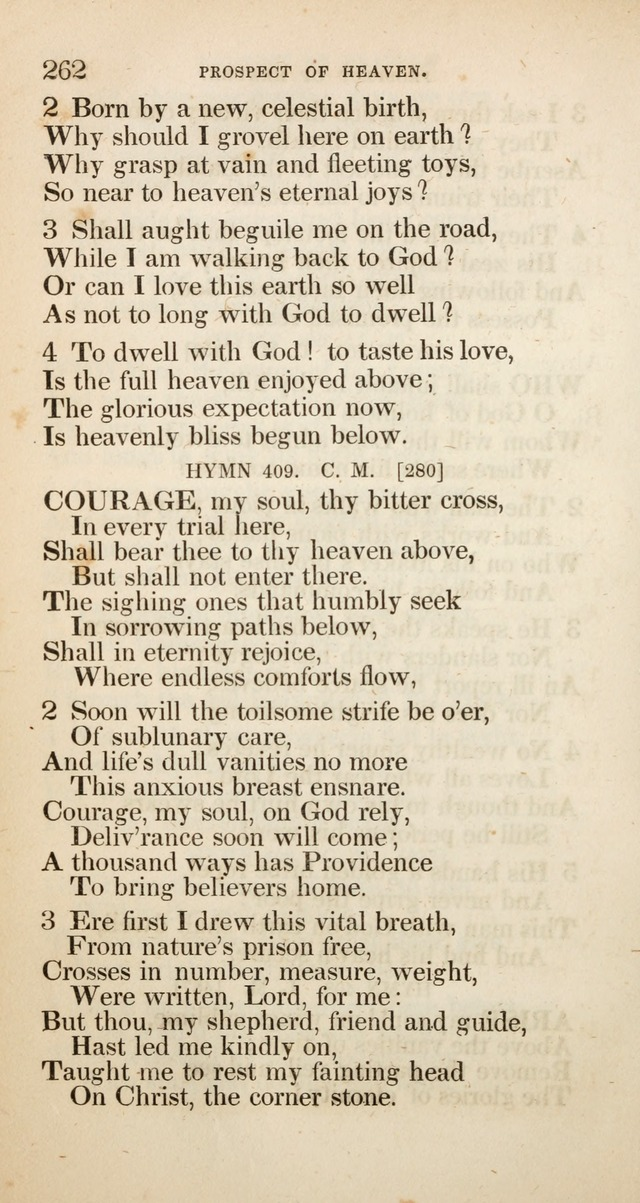 A Collection of Hymns, for the use of the Wesleyan Methodist Connection of America. page 265