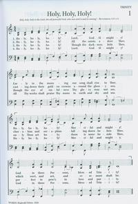 Holy, Holy, Holy! Lord God Almighty! | Hymnary.org