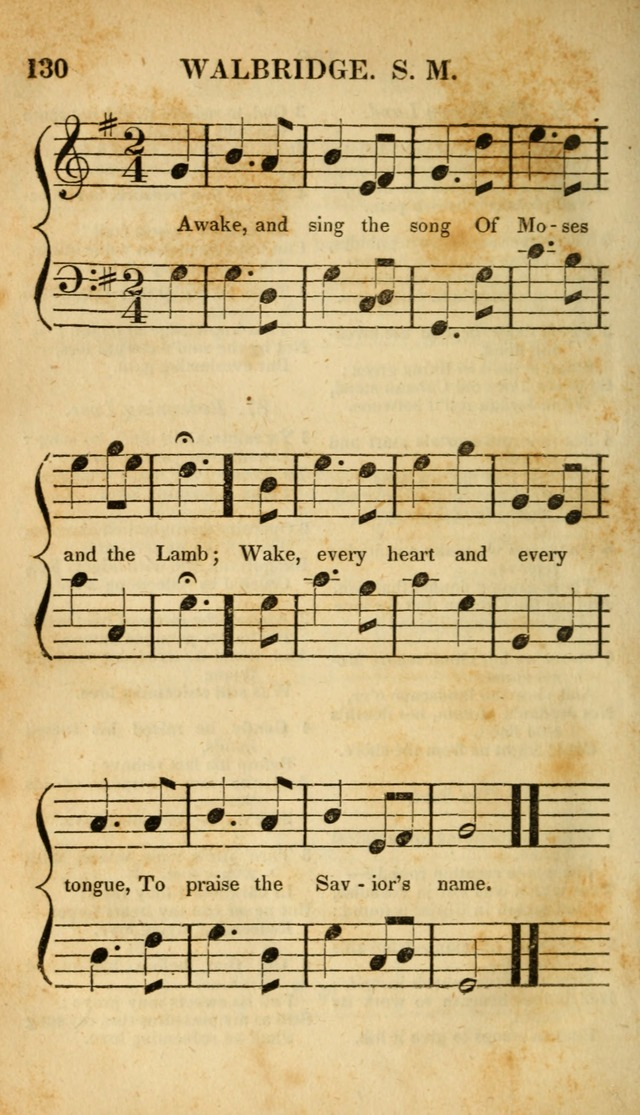 The Christian Lyre, Volume 1 page 132