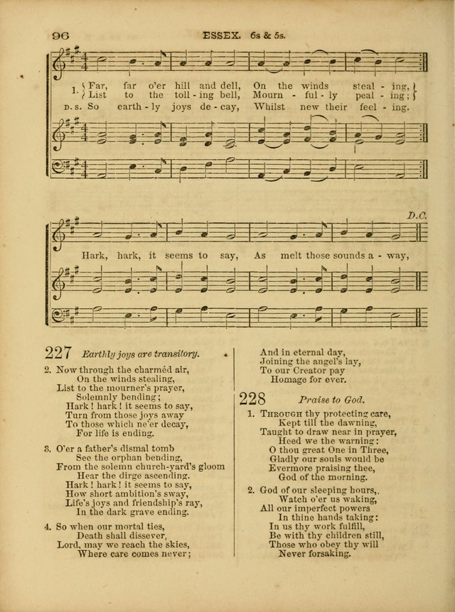 Cottage Melodies; a hymn and tune book, for prayer and social meetings and the home circle page 103