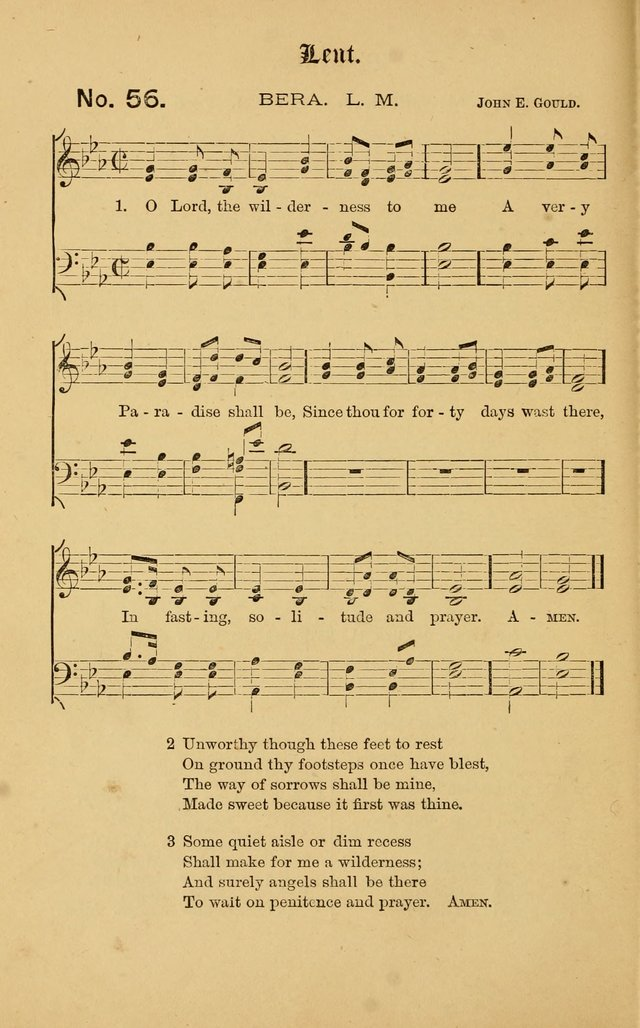 The Church Porch: a service book and hymnal for Sunday schools page 124