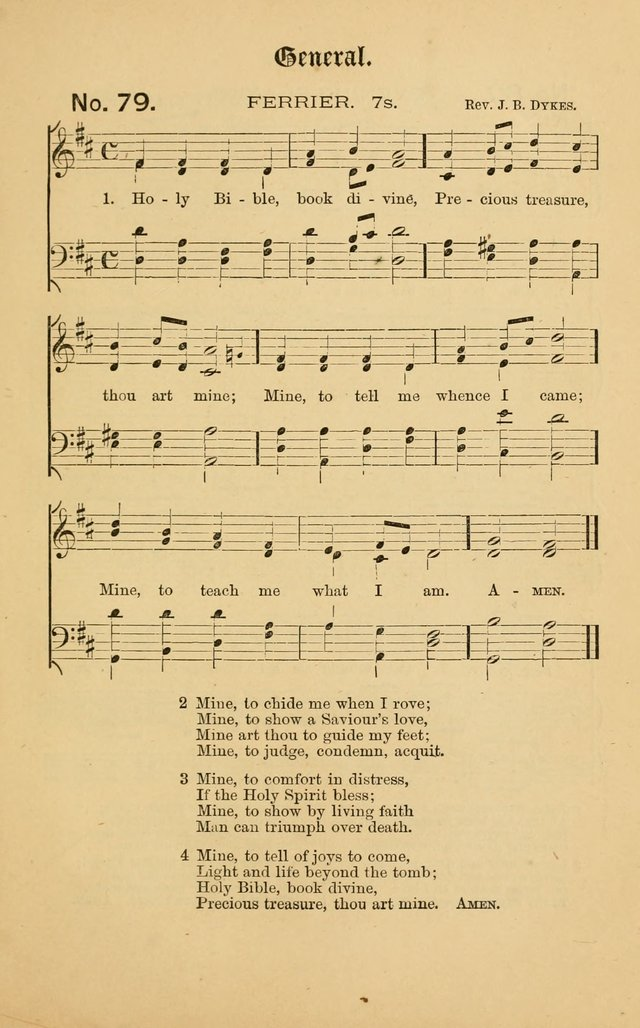 The Church Porch: a service book and hymnal for Sunday schools page 149
