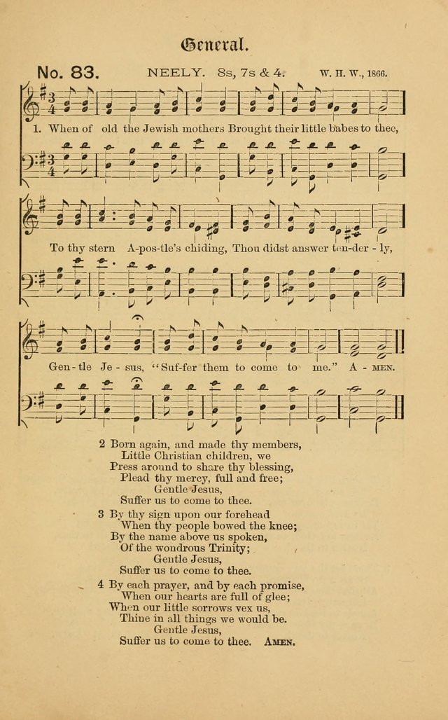 The Church Porch: a service book and hymnal for Sunday schools page 153