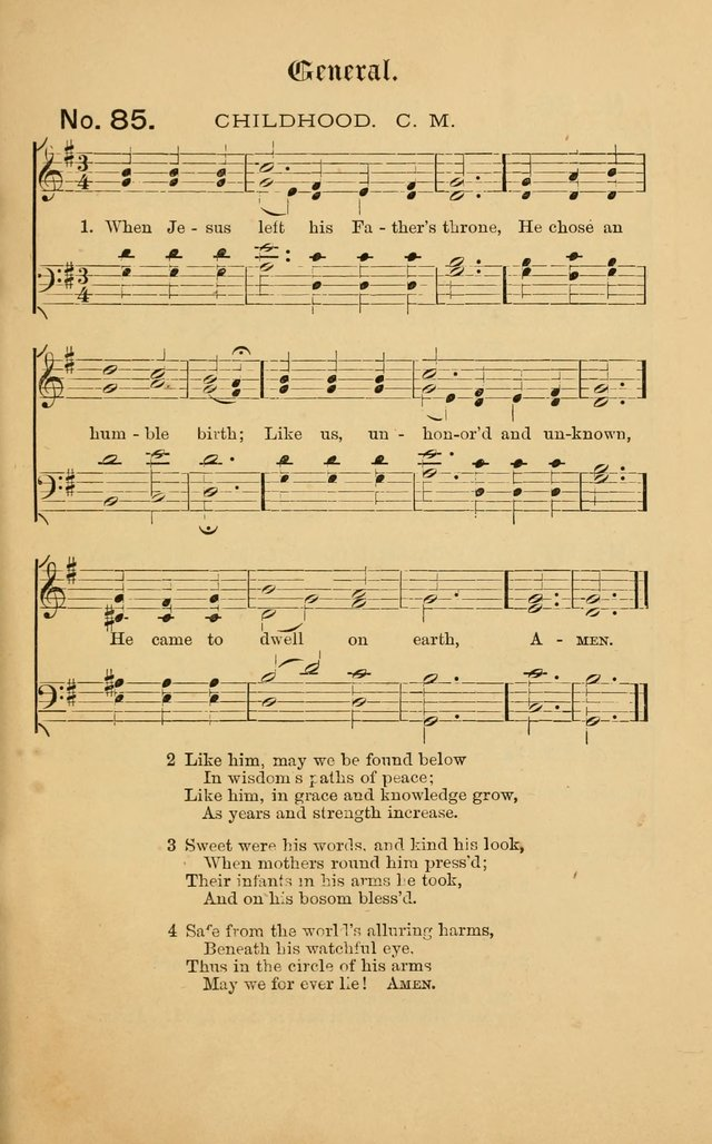 The Church Porch: a service book and hymnal for Sunday schools page 155