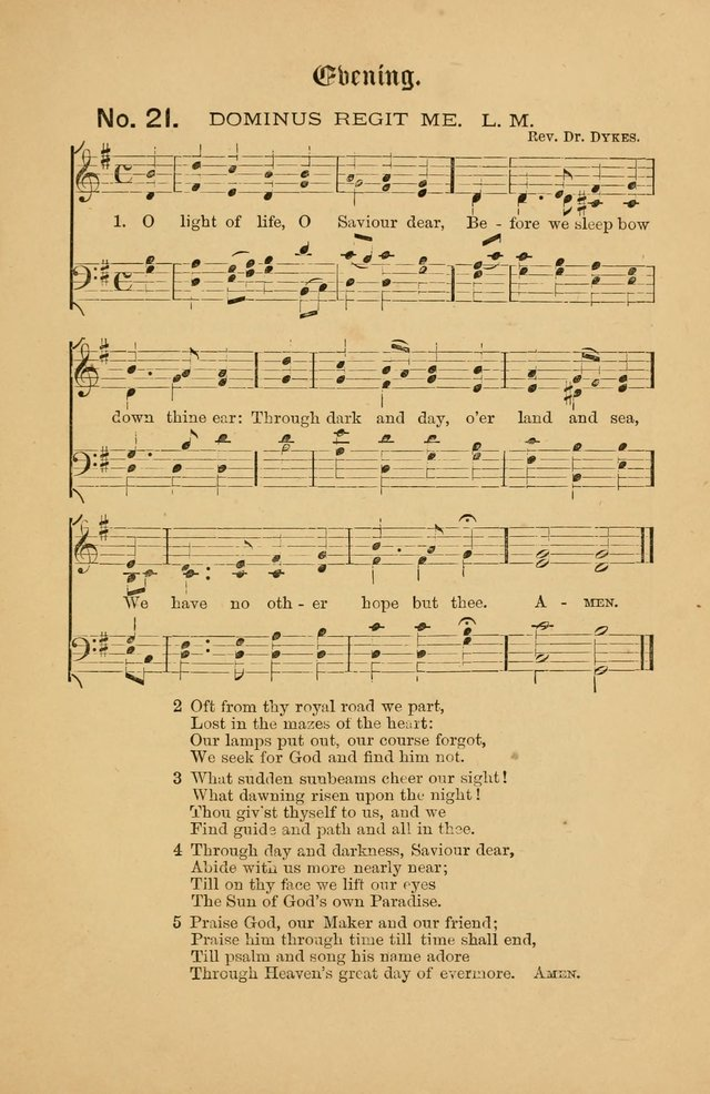 The Church Porch: a service book and hymnal for Sunday schools page 83