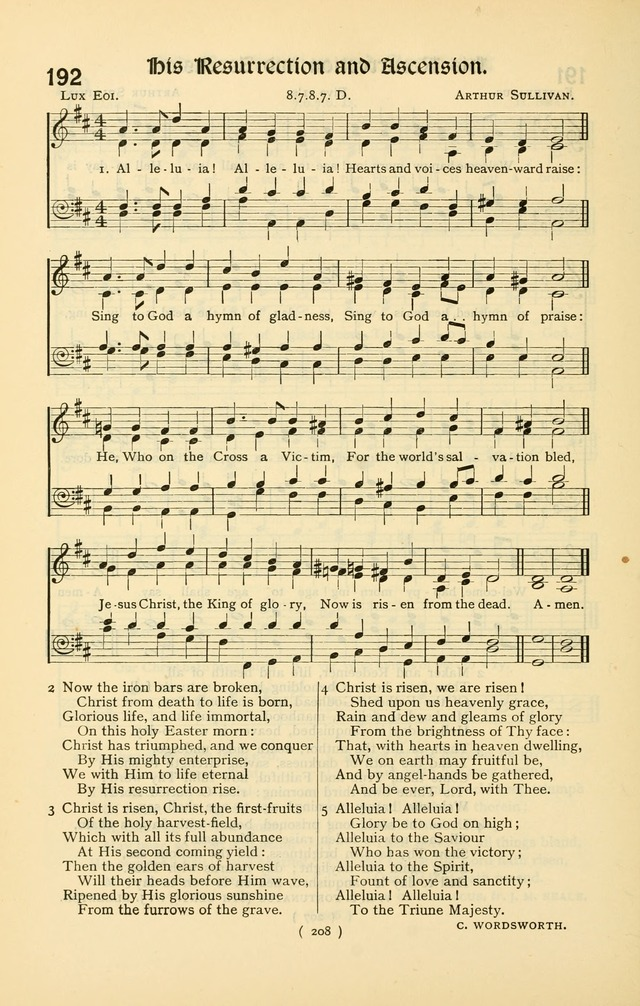 Common Praise: hymns with tunes for Christian worship 192 ...