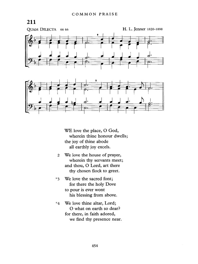 We love the place, O God | Hymnary.org
