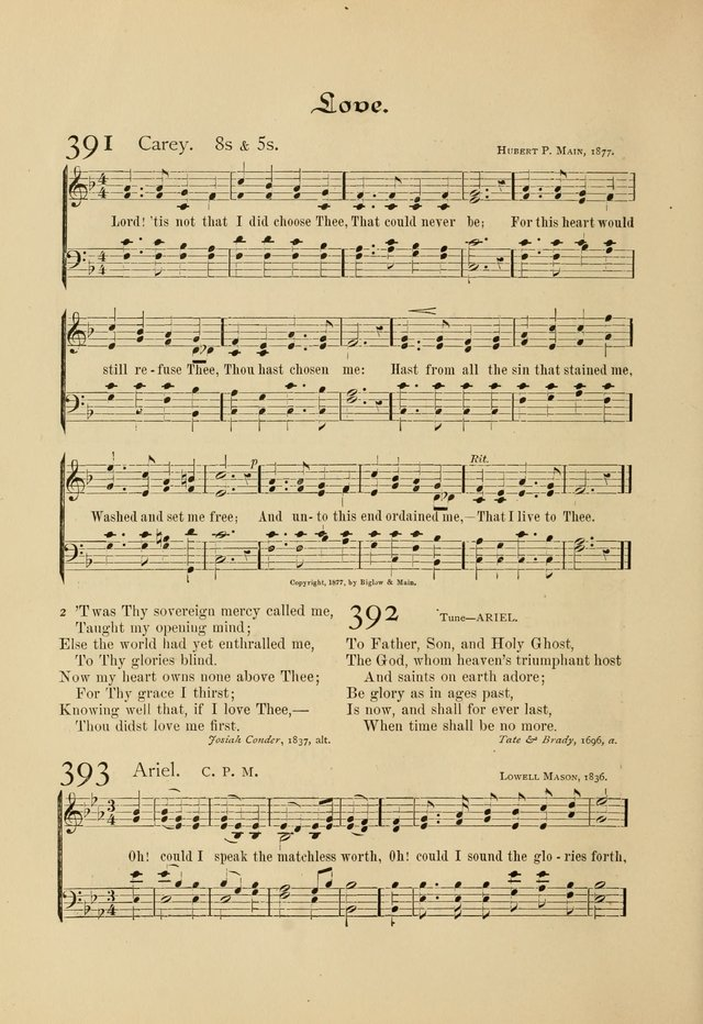 The Church Praise Book: a selection of hymns and tunes for Christian worship page 196