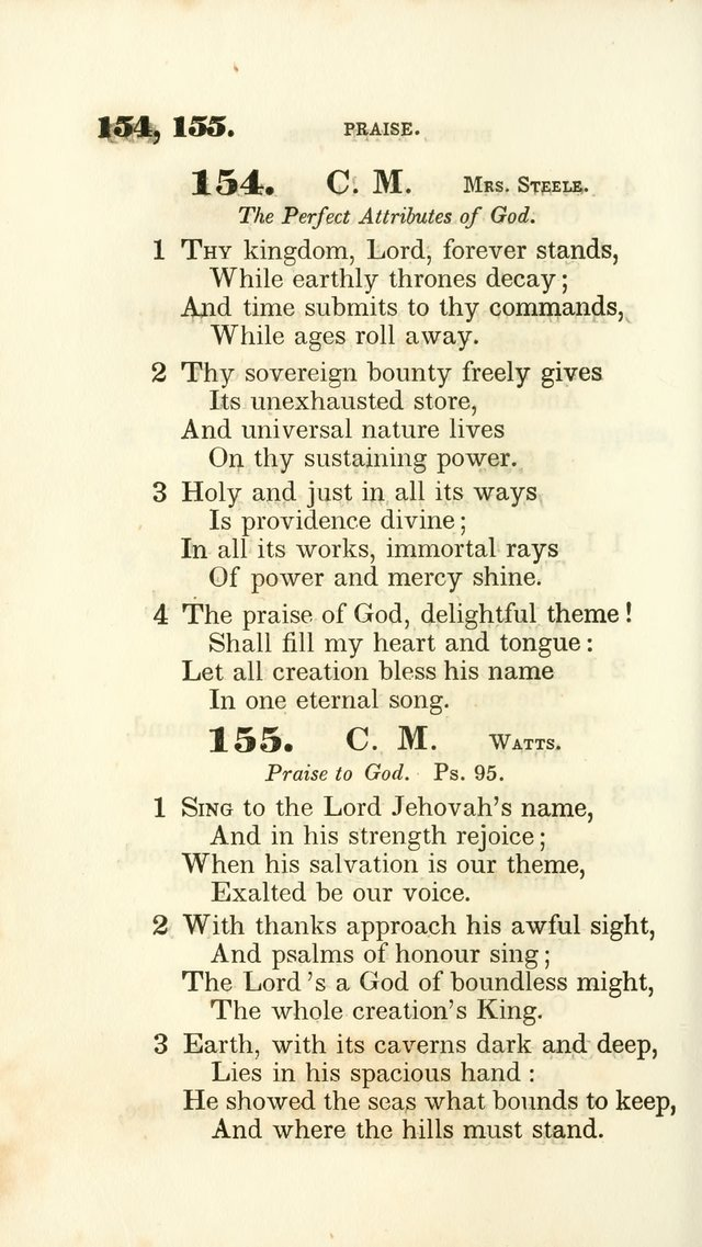 A Collection of Psalms and Hymns for the Sanctuary page 227