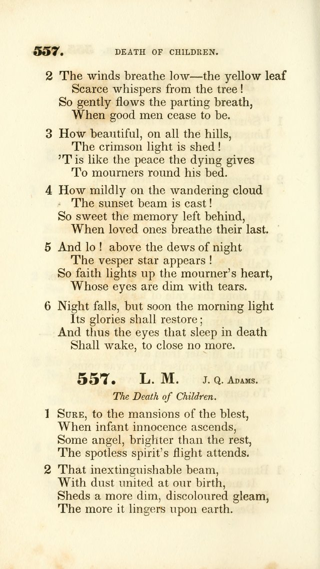 A Collection of Psalms and Hymns for the Sanctuary page 519