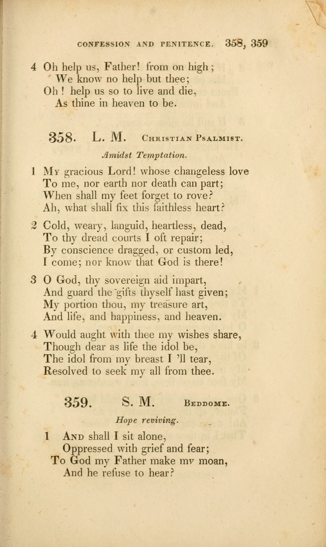 A Collection of Psalms and Hymns for Christian Worship. (3rd ed.) page 263