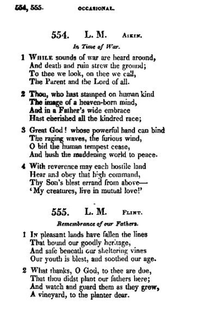 A Collection of Psalms and Hymns for Christian Worship. 16th ed. page 402