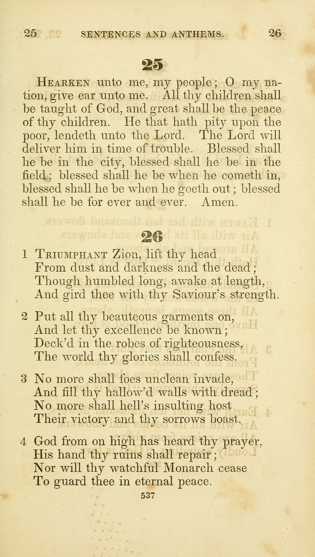 A Collection of Psalms and Hymns: from Watts, Doddridge, and others (4th ed. with an appendix) page 561