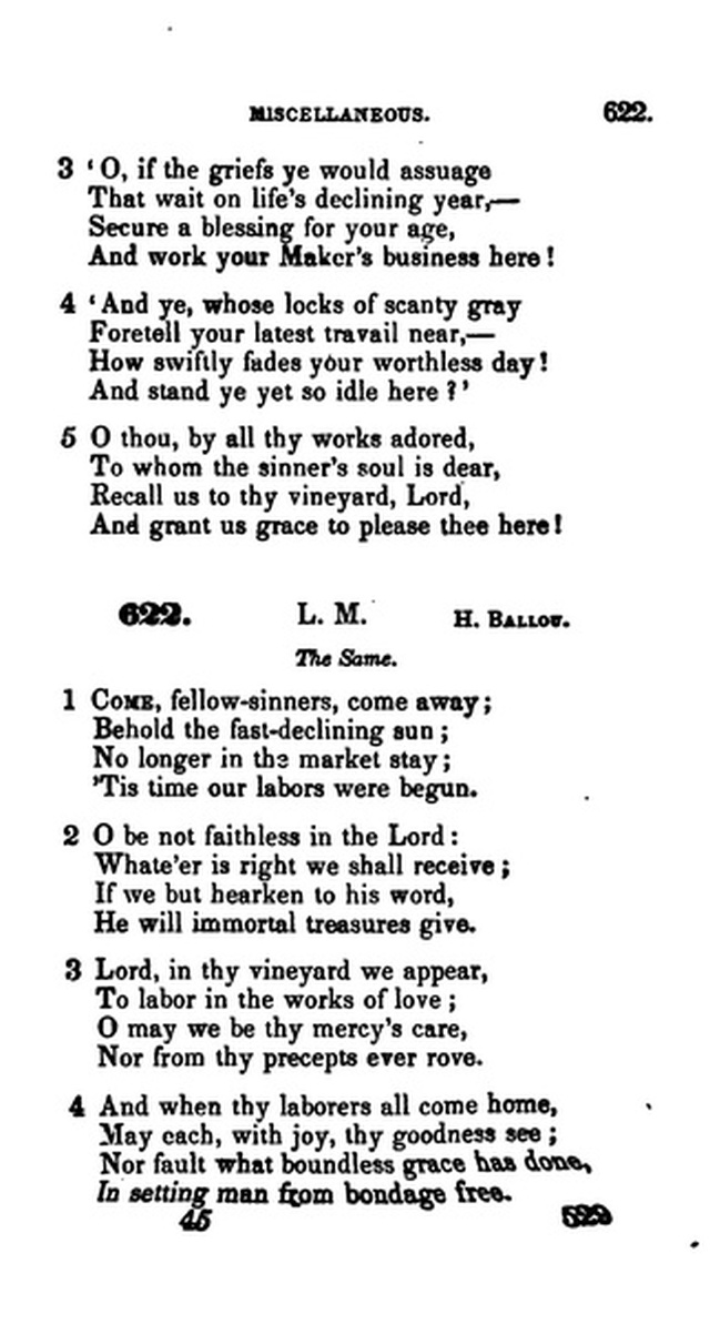 A Collection of Psalms and Hymns for the Use of Universalist Societies and Families 16ed.   page 530