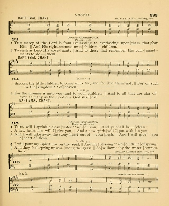 Carmina Sanctorum: a selection of hymns and songs of praise with tunes page 398