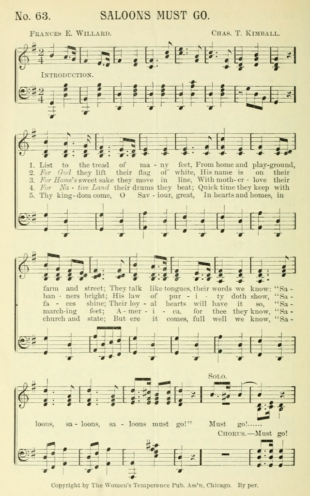 Choice Songs, a collection of Sunday school and gospel songs
