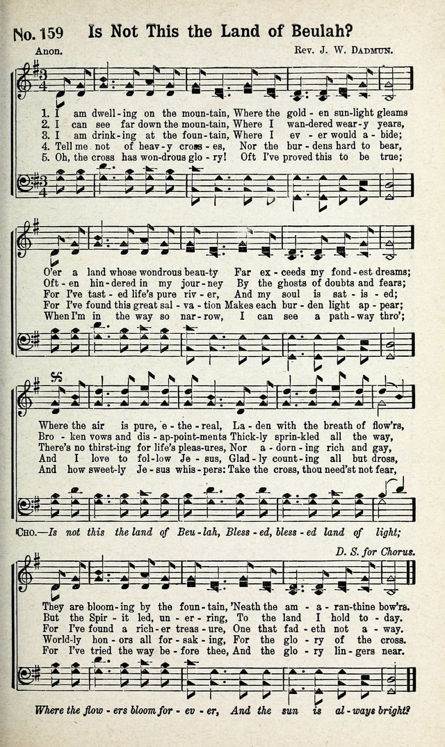 Is Not This The Land Of Beulah Hymnary