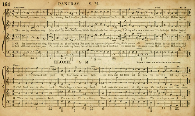 Carmina Sacra: or, Boston Collection of Church Music: comprising the most popular psalm and hymn tunes in eternal use together with a great variety of new tunes, chants, sentences, motetts... page 128