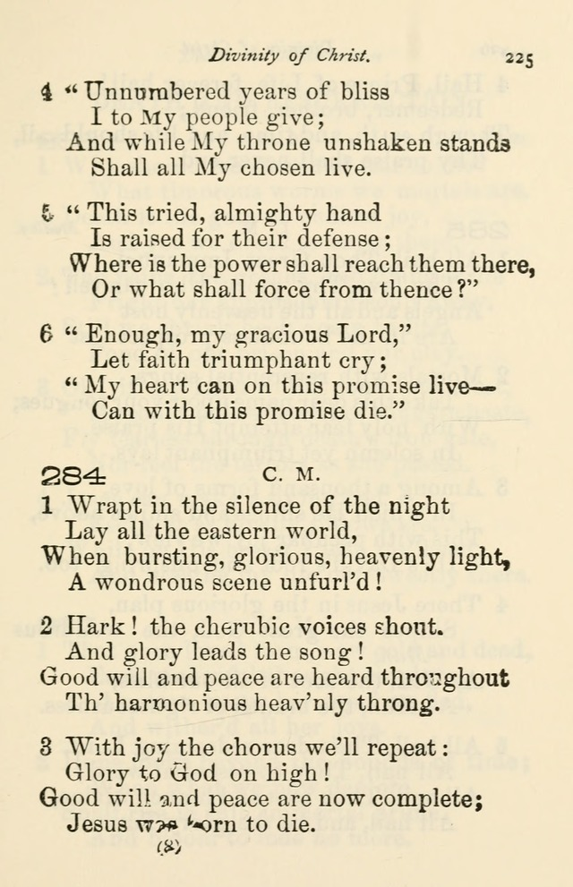 Wrapped in the silence of the night | Hymnary org