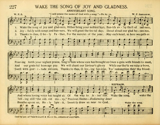 Christ in Song: for all religious services nearly one thousand best gospel hymns, new and old with responsive scripture readings (Rev. and Enl.) page 154