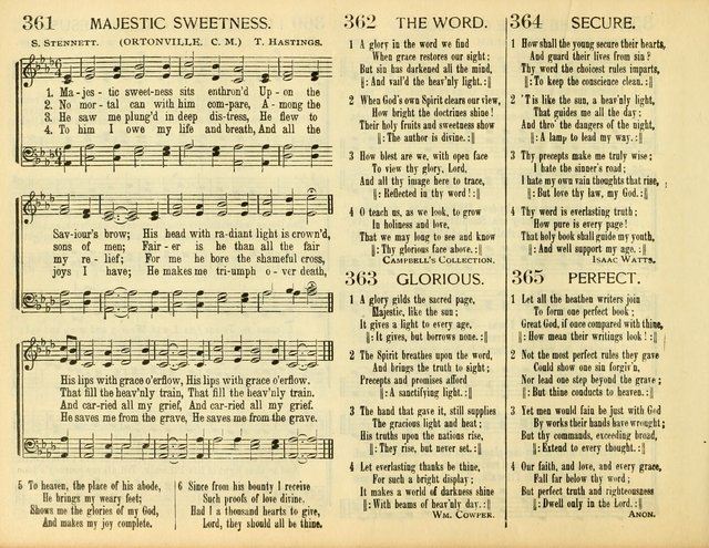 Christ in Song: for all religious services nearly one thousand best gospel hymns, new and old with responsive scripture readings (Rev. and Enl.) page 232