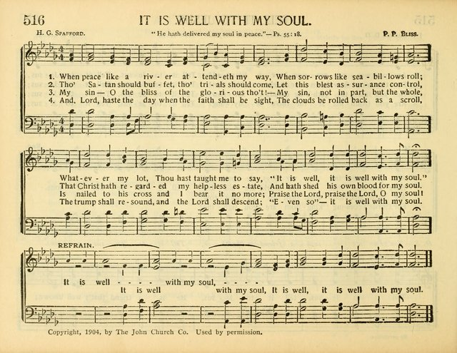 It is a picture of It is Well With My Soul Printable with regard to inspirational spiritual