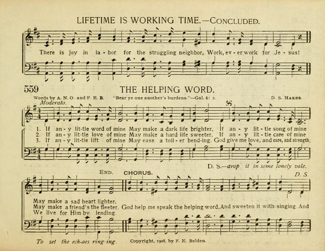 The helping word hymnary org