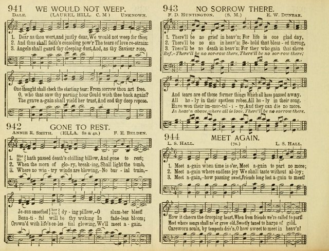 Christ in Song: for all religious services nearly one thousand best gospel hymns, new and old with responsive scripture readings (Rev. and Enl.) page 540