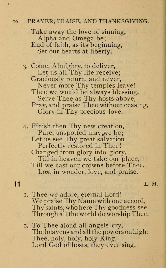 The Church and Sunday-School Hymnal page 98