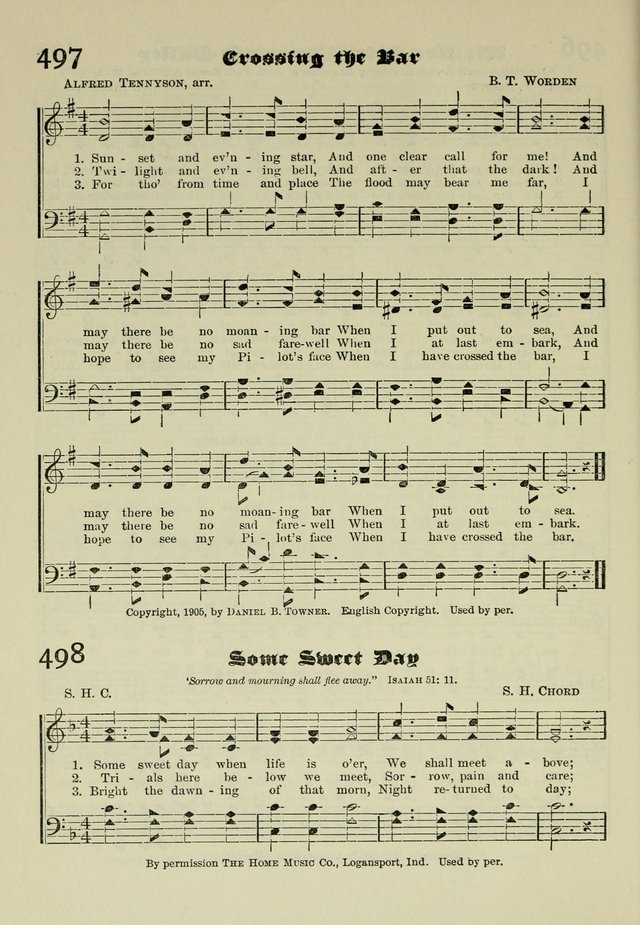 All Music Chords one sweet day sheet music : Some sweet day when life is o'er | Hymnary.org