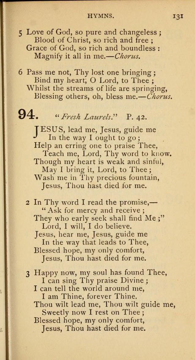 lead me guide me hymnal pdf