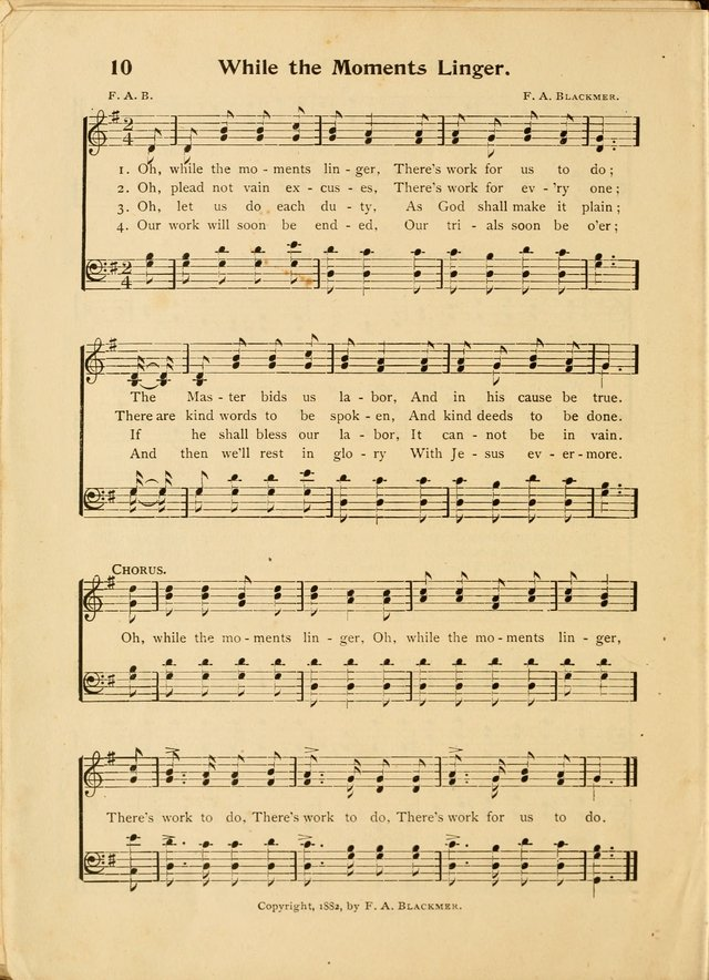 Carols of Hope: a compilation of select sacred songs for use in Sunday schools, praise and young people