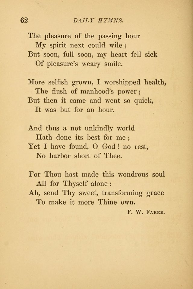 Lyric my god and i lyrics : Daily Hymns: 32nd Anniversary of the Sunday Schools, St. John's ...