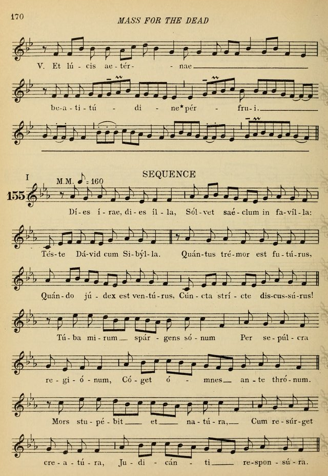 The name by which the sequence in requiem Masses is commonly known