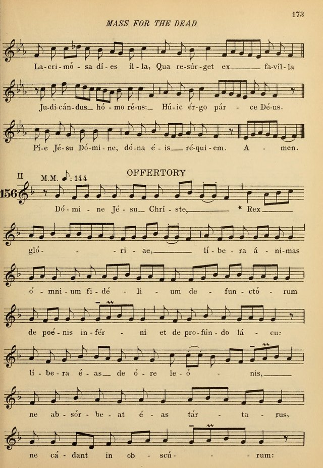 The De La Salle Hymnal: for Catholic schools and choirs page 177