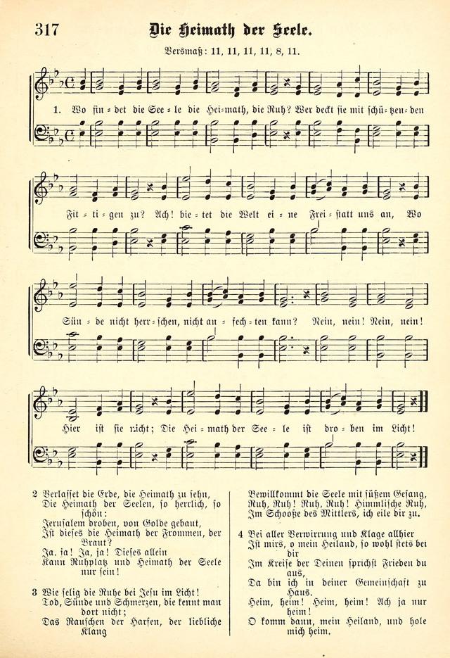 Evangelisches Gesangbuch. Die kleine Palme, mit Anhang page 237 ...