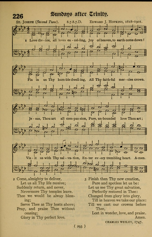The Hymnal: as authorized and approved by the General Convention of the Protestant Episcopal Church in the United States of America in the year of our Lord 1916 page 366