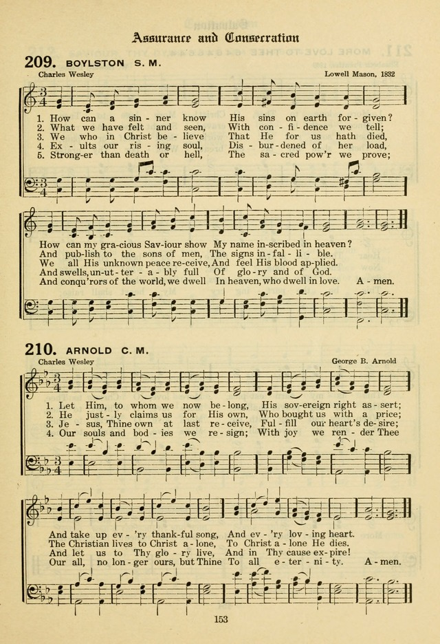 Let him to whom we now belong - Hymnary.org