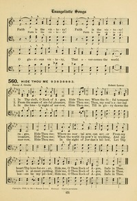 Hide thou me | Hymnary.org