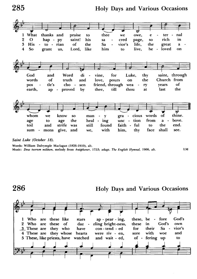 Hymnal 1982: according to the use of the Episcopal Church page 503