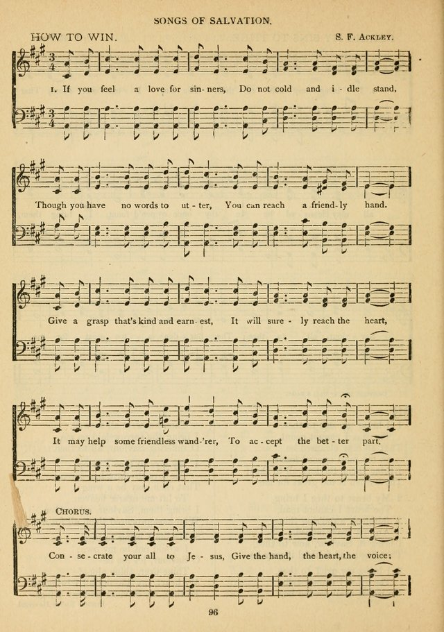 The Epworth Hymnal No. 2 page 103
