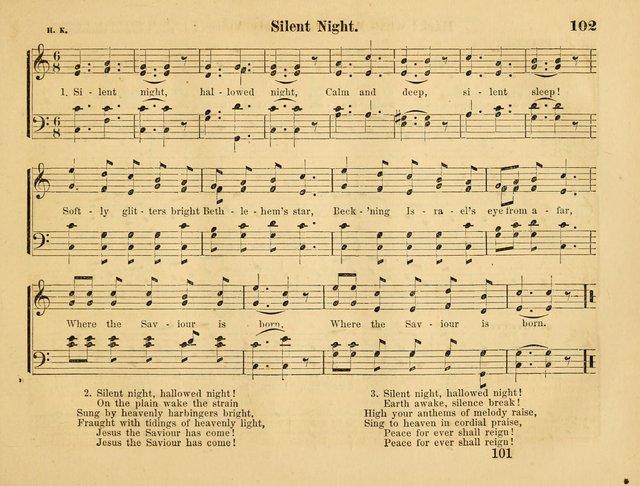 Hymn: Silent night hallowed night (FL)