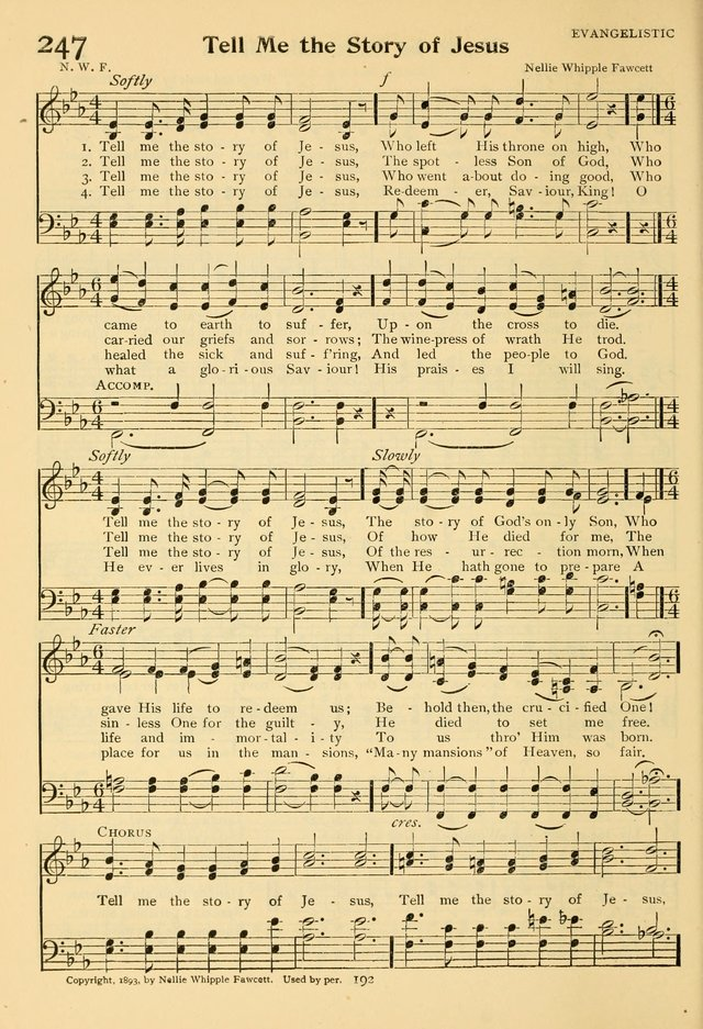 The Endeavor Hymnal: for Young People